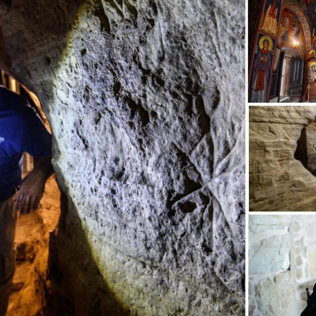 Uđete u manastir Krka i prepustite se sigurnim rukama vodiča Mihajla da vas, kao u vremenskom stroju, povede niz stepenice na put dug dvadesetak stoljeća
