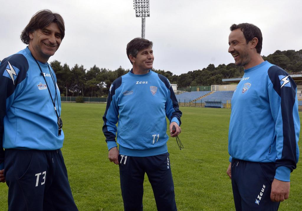Zoran Slavica, Krešimir Sunara i Ivica Matas