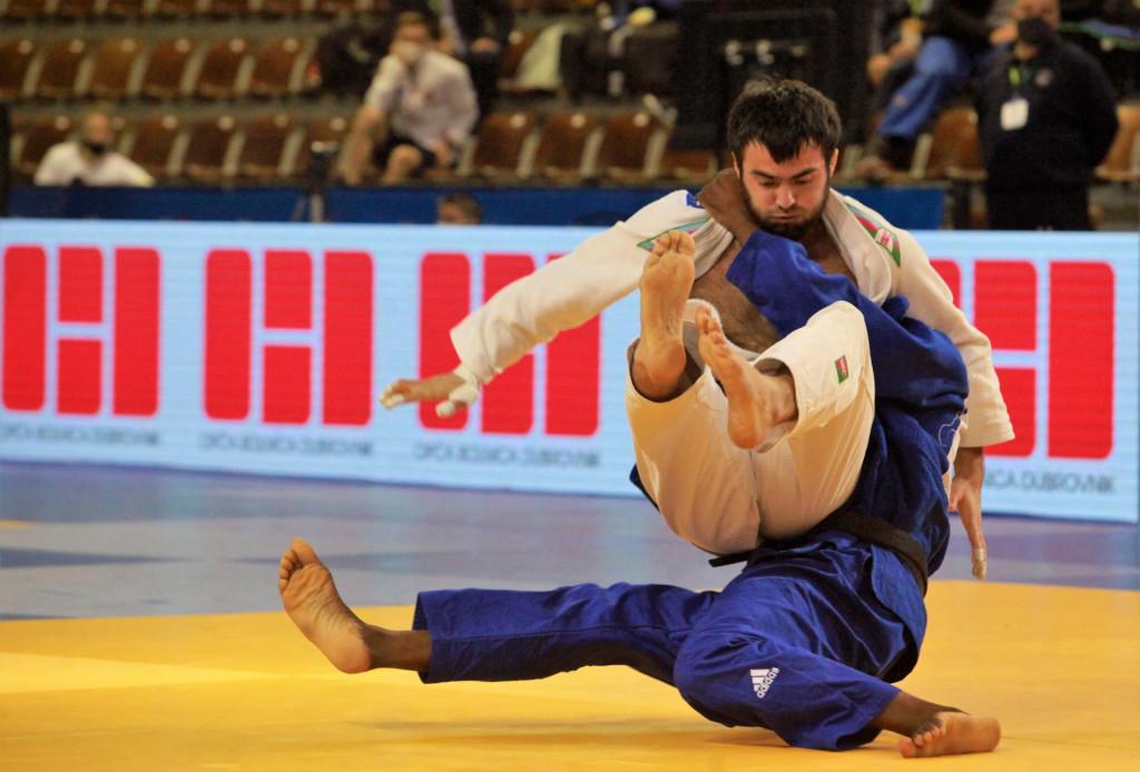 Europski seniorski judo kup u Dubrovniku 2021.