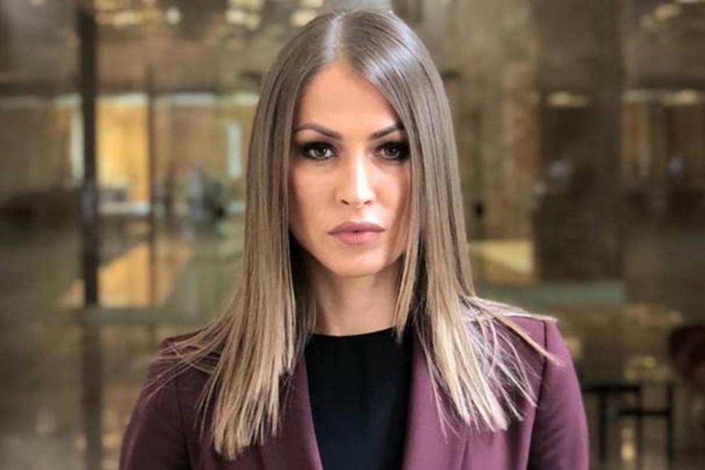 Bivša državna tajnica Dijana Hrkalović