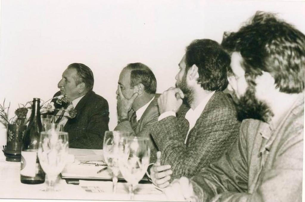 """Osnivački skup OO HDZ-a Ploče održan je 18. listopada 1989. godine u gostionici """"Čarli"""" u Baćini"""