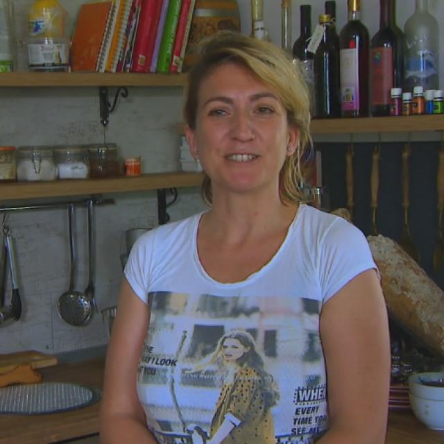 Ivana Bačić alias DJ Ivess pokazala je zavidno kulinarsko umijeće