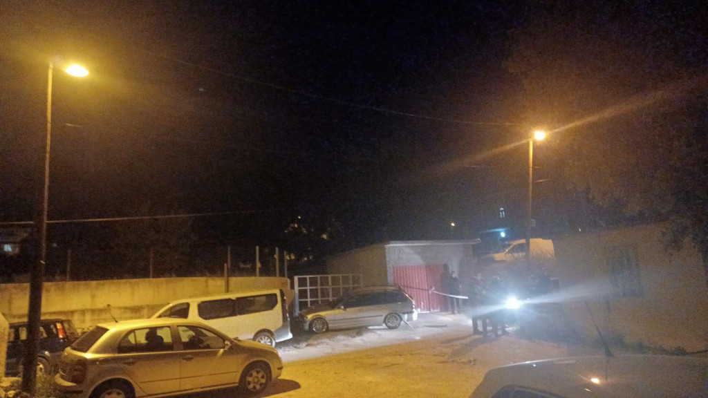 Noćna intervencija policije nakon eksplozije u ulici Gašpini u Solinu