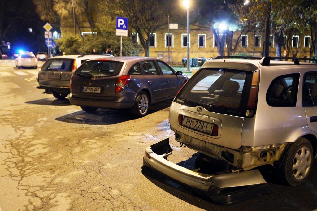 Vlasnice i vlasnici automobila u Puli nakon ovoga spavat će malo nemirnije (ilustracija)