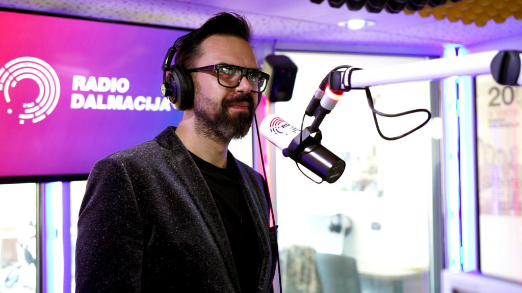 Petar Grašo gostovao na Radio Dalmaciji