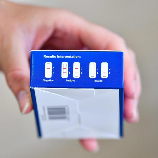 U posljednjih 10 dana prodaja testova za samotestiranje orasla za 132 posto