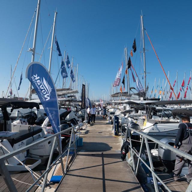 Na fotografiji: Biograd boat show