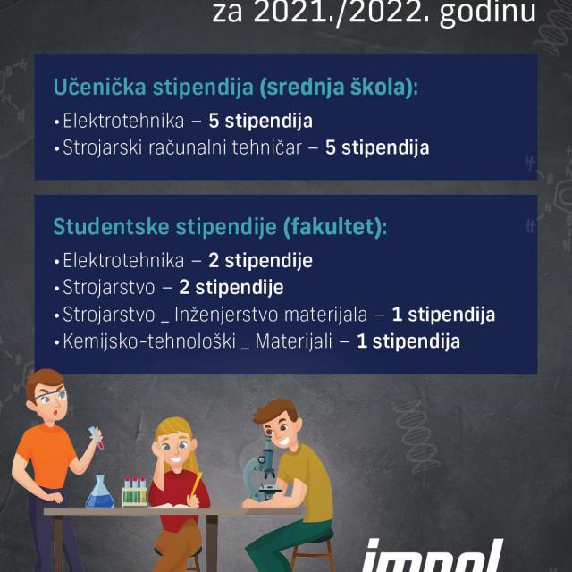 IMPOL - TLM stipendije