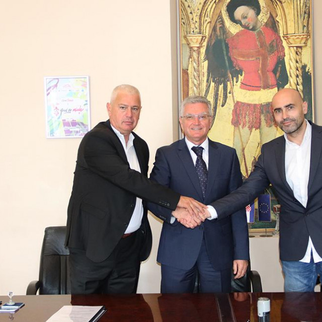 Potpisan sporazum između gradova Šibenika i Skradina te općine Bilice