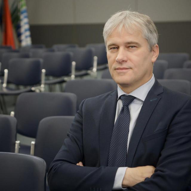 mr.sc. Zoran Đuroković, generalni direktor Hrvatskih voda