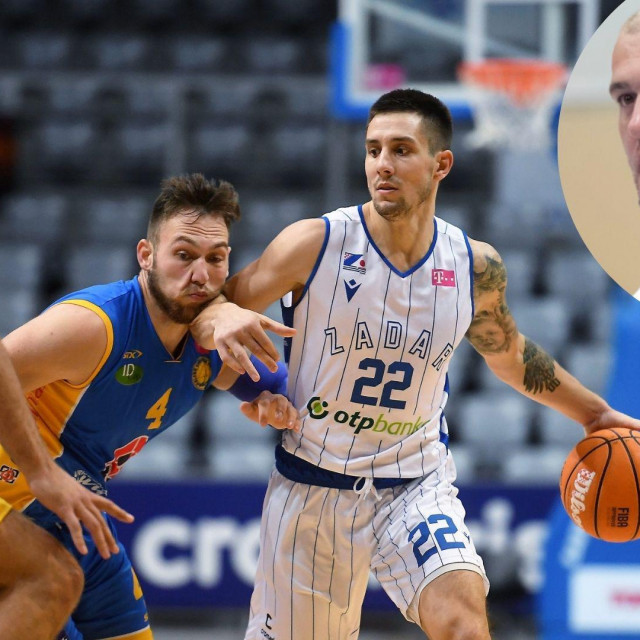 KK Zadar, pomoćni trener