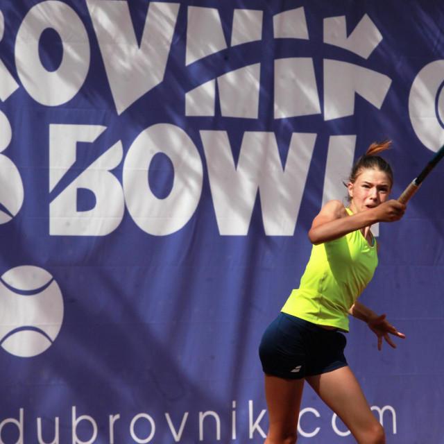 Ana Petković, tenisačica Raguse