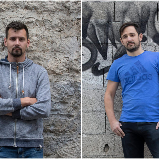 Bojan Ivošević i Siniša Gašparević