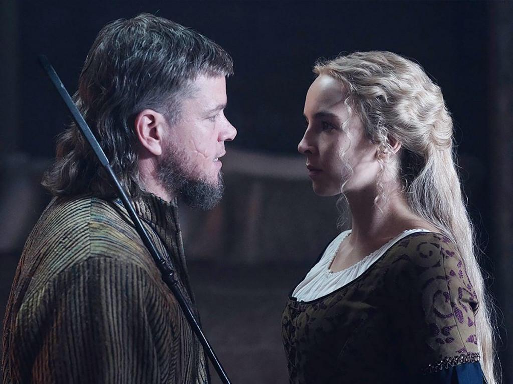 Matt Damon nije se najbolje snašao u viteškom ruhu Sir Jeana de Carrougesa, dok je Jodie Comer vrlo uvjerljiva gospa Marguerite
