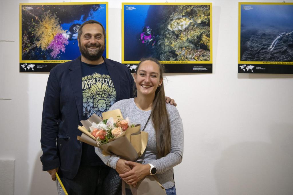 Damir Zurub i Katarina Marija Mihaljinec