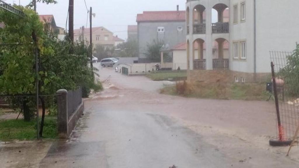 ulica nakon kiše