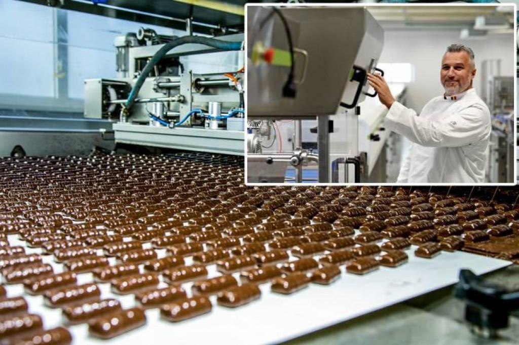 'U nabavu novih strojeva uložili smo tri milijuna eura', ističe Luc Laureys, suvlasnik i glavni tehnolog kompanije