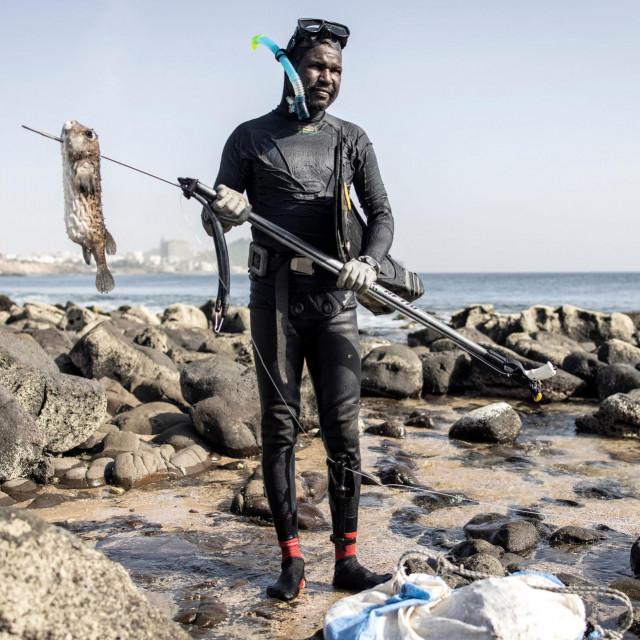 Ibrahim, senegalski ribar