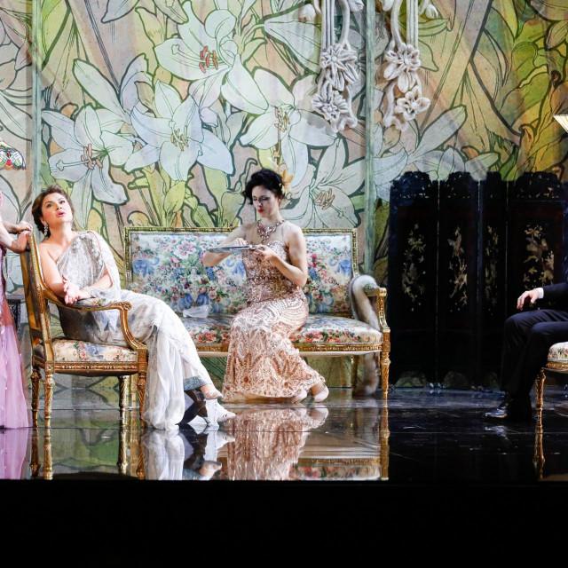 Sopranistica Lana Kos (u sredini) najjači je adut 'Lastavice'