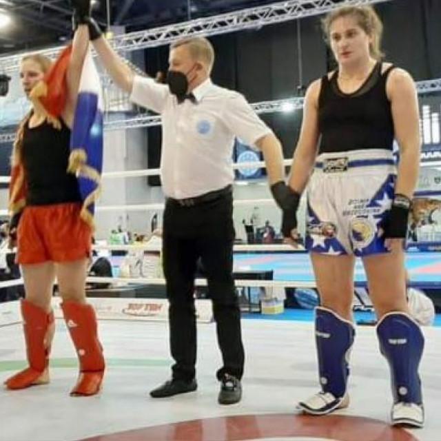Nives Radić, opet postala svjetska prvakinja