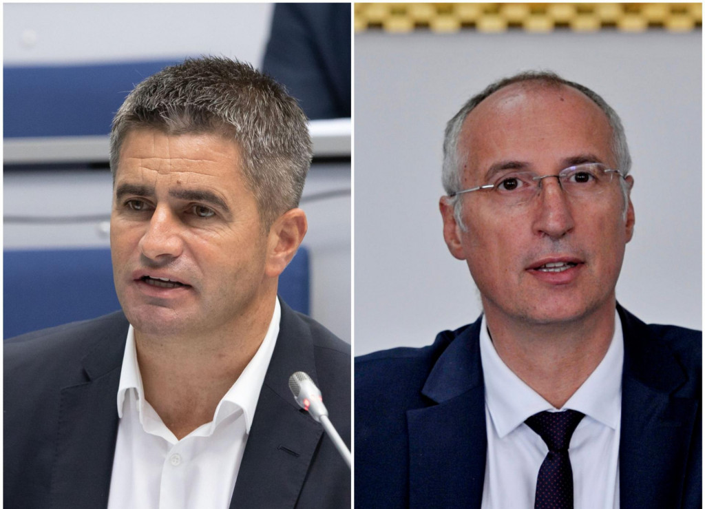 Vice Mihanović i Ivica Puljak