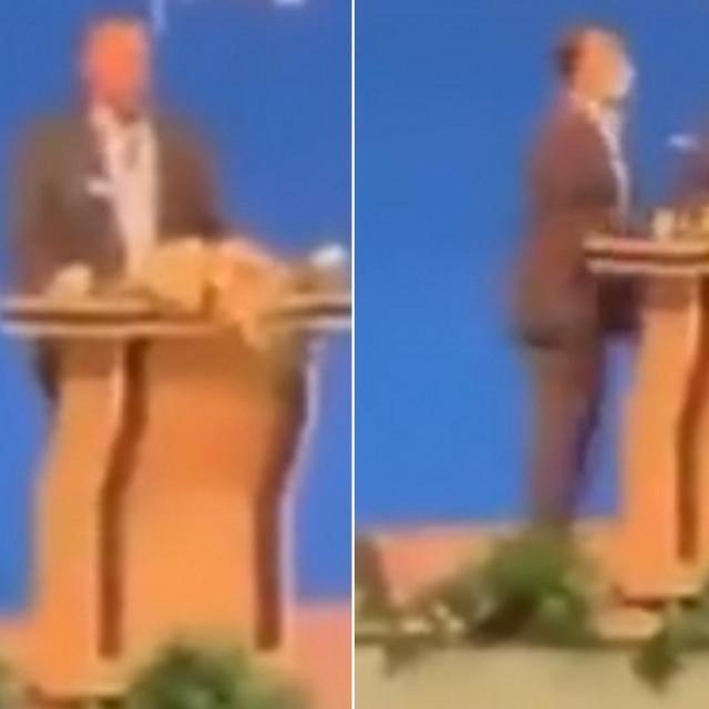 Inauguracija jednog iranskog guvernera