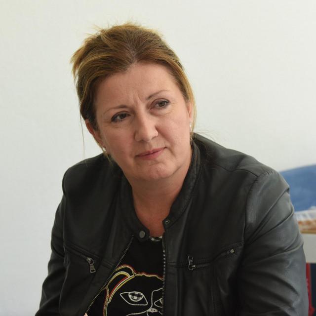 Rajka Rađenović, predstavnica srpske manjine u Županijskoj skupštini