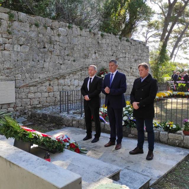 Počast i sjećanej na pogubljene na Daksi 25. i 26. listopada 1944.