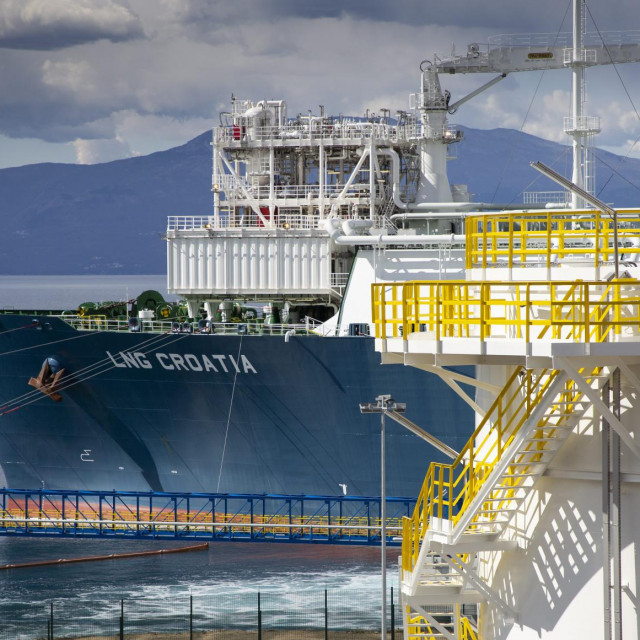 Brod LNG Croatia