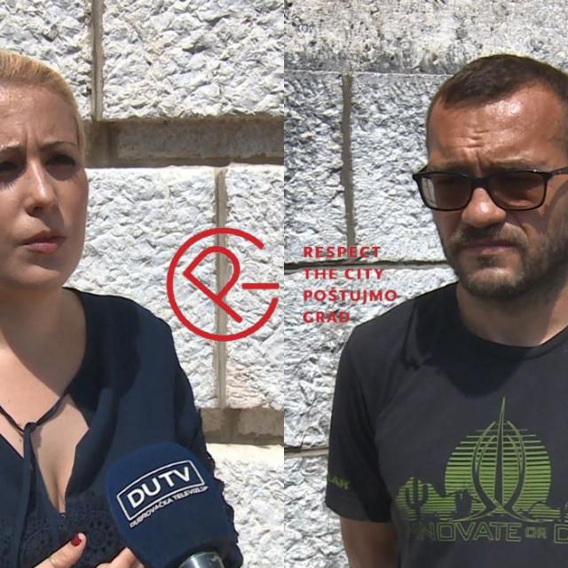 Petra Marčinko i Marin Krstulović