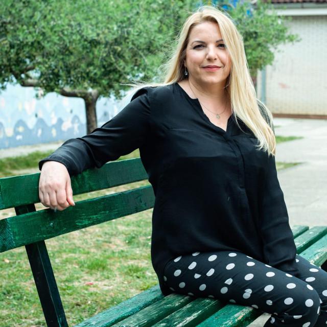 Anđela Biuk, ravnateljica DV Cvrčak