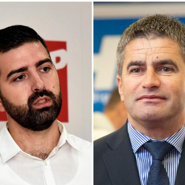 Davor Matijević i Vice Mihanović