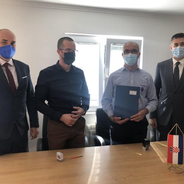 U Libertasu potpisan dodatak kolektivnog ugovora