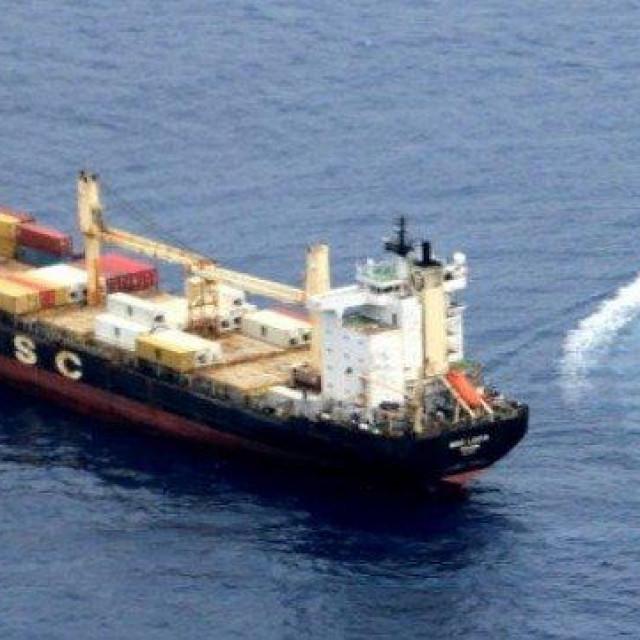Brod MSC Lucia