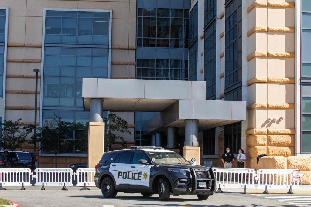 Policijsko vozilo u Kaliforniji/Ilistracija