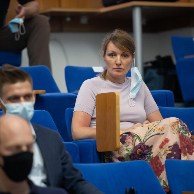 Vijećnica Marjana Botić<br />