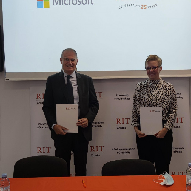 RIT Croatia i Microsoft